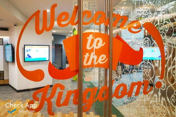 King_Studio_London_Welcome