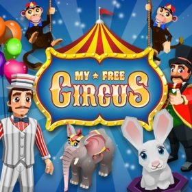 my free circus app upjers