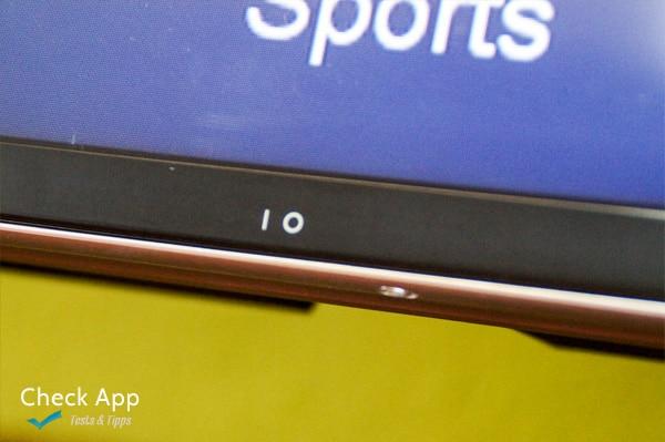Hisense_SmartTV_65XT910_Einschalter