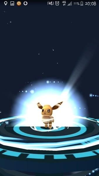 Pokémon_Go_Evoli_Weiterentwicklung