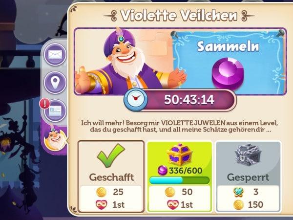 genies gems app event violette juwelen
