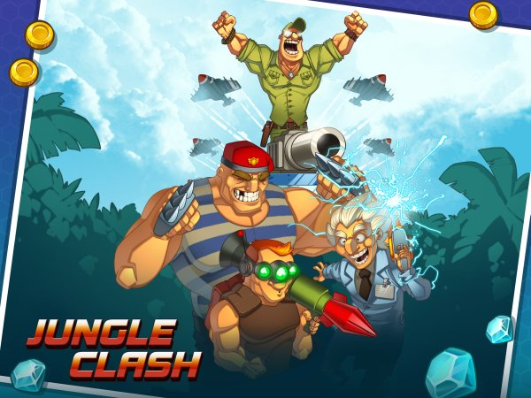 jungle clash_my.com