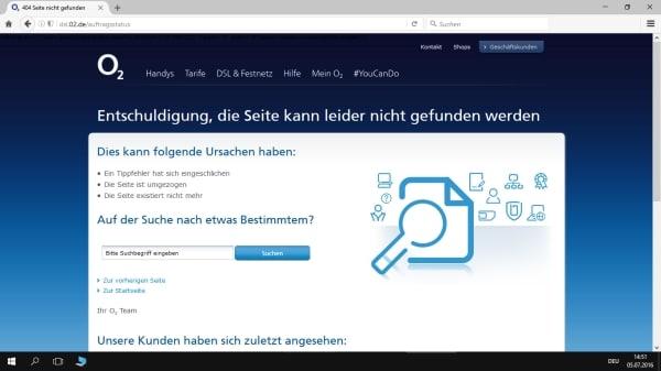 O2 Dsl Erfahrungen Einrichtung Betrieb Service Check App