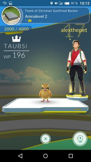 Pokemon_Go_Update_Arena_Taubsi