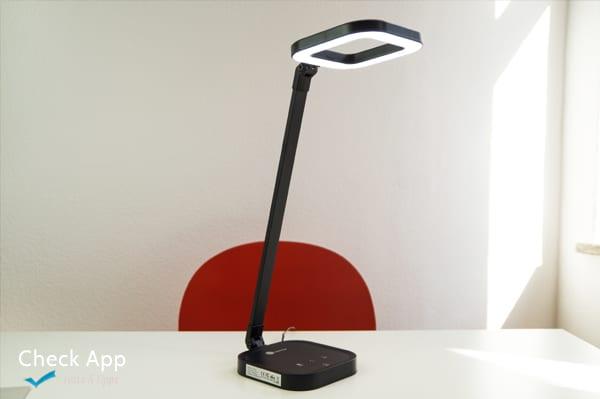 holt euch die taotronics schreibtischlampe g nstiger. Black Bedroom Furniture Sets. Home Design Ideas