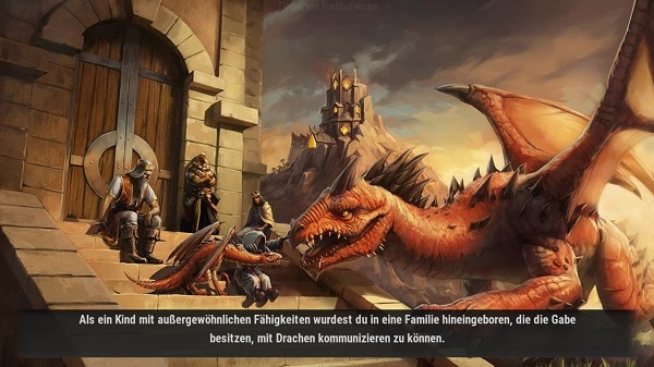 War_Dragons_Story