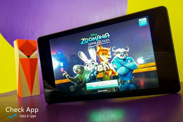 Zoomania App