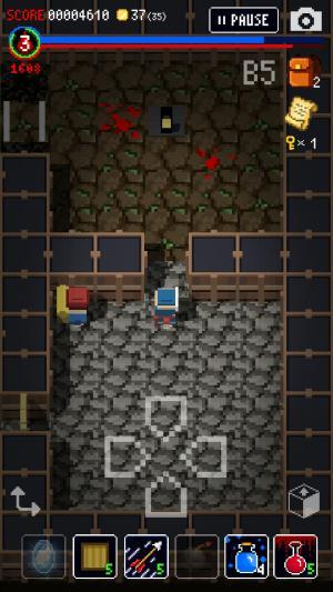 Dungeon_of_Gravestone_App_Level