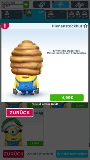 minion_rush_update_bienenstockhut