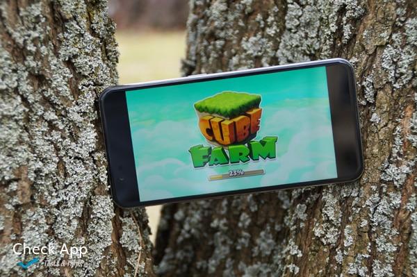 Cube Farm D Harvest Skyland CheckApp - Minecraft kostenlos spielen ohne download 3d