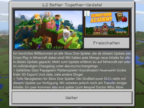 Minecraft Spielen Deutsch Minecraft Gemeinsam Spielen Ipad Bild - Minecraft gemeinsam spielen