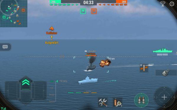 World Of Warships App