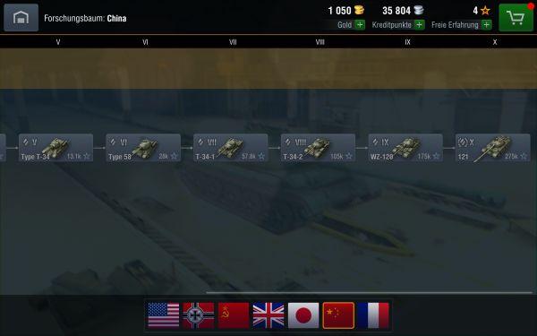 World of Tanks Blitz mit neuer Nation (Update 4 6) - Check-App
