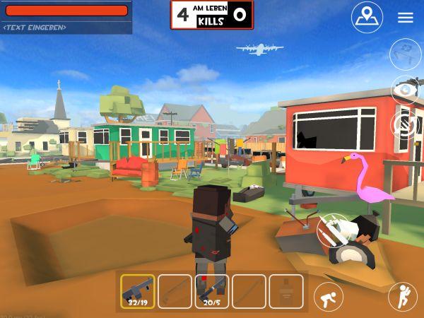 Nicht Minecraft Und Nicht PUBG Grand Battle Royale Pixel War - Minecraft pixel spiele