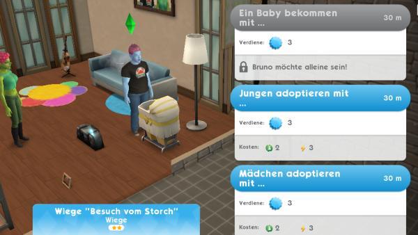 Sims Mobile Baby Bekommen Hilfe Check App