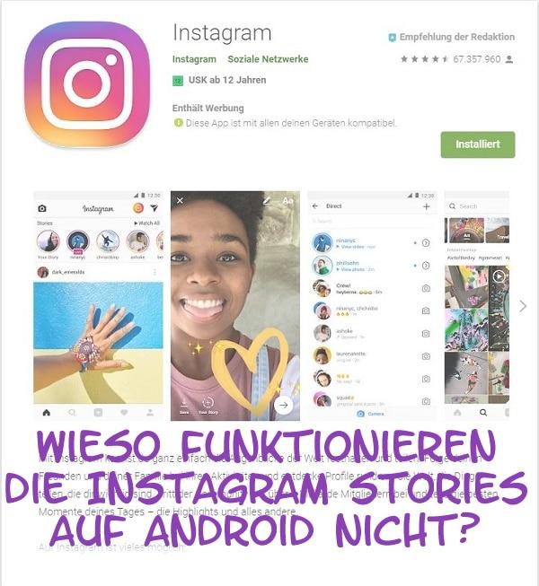 instagram mehrere bilder story