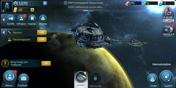 Star Trek Fleet Command Gameplay | Sksk