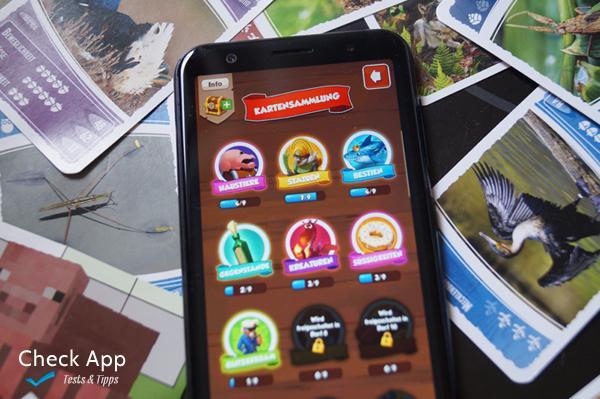 Coin Master Karten tauschen - Check-App