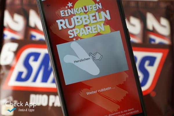 Rubbellos App