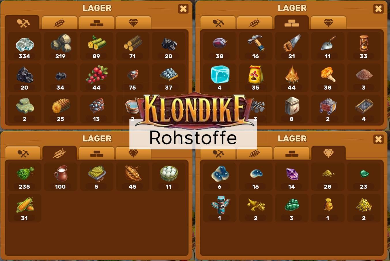 Klondike App Tipps