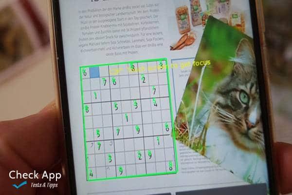 Sudoku Lösen App