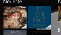 Audible App für Android, iOS und Windows Phone
