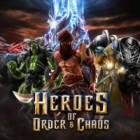 Heroes of Order & Chaos App veröffentlicht