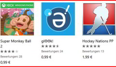 Windows Phone Red Stripe Deals diese Woche mit Super Monkey Ball 2