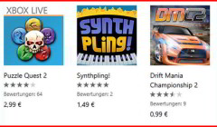 Windows Phone Red Stripe Deals diese Woche mit Puzzle Quest 2