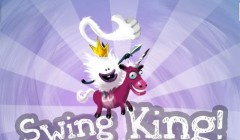Swing King – Plüschphysikpuzzle