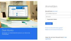 Tipp: Windows Live ID ändern