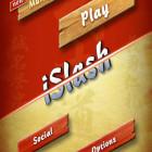 iSlash App für Android und iOS